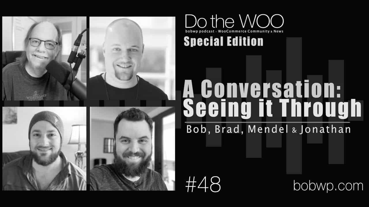 Do the Woo Podcast Special Episode 48