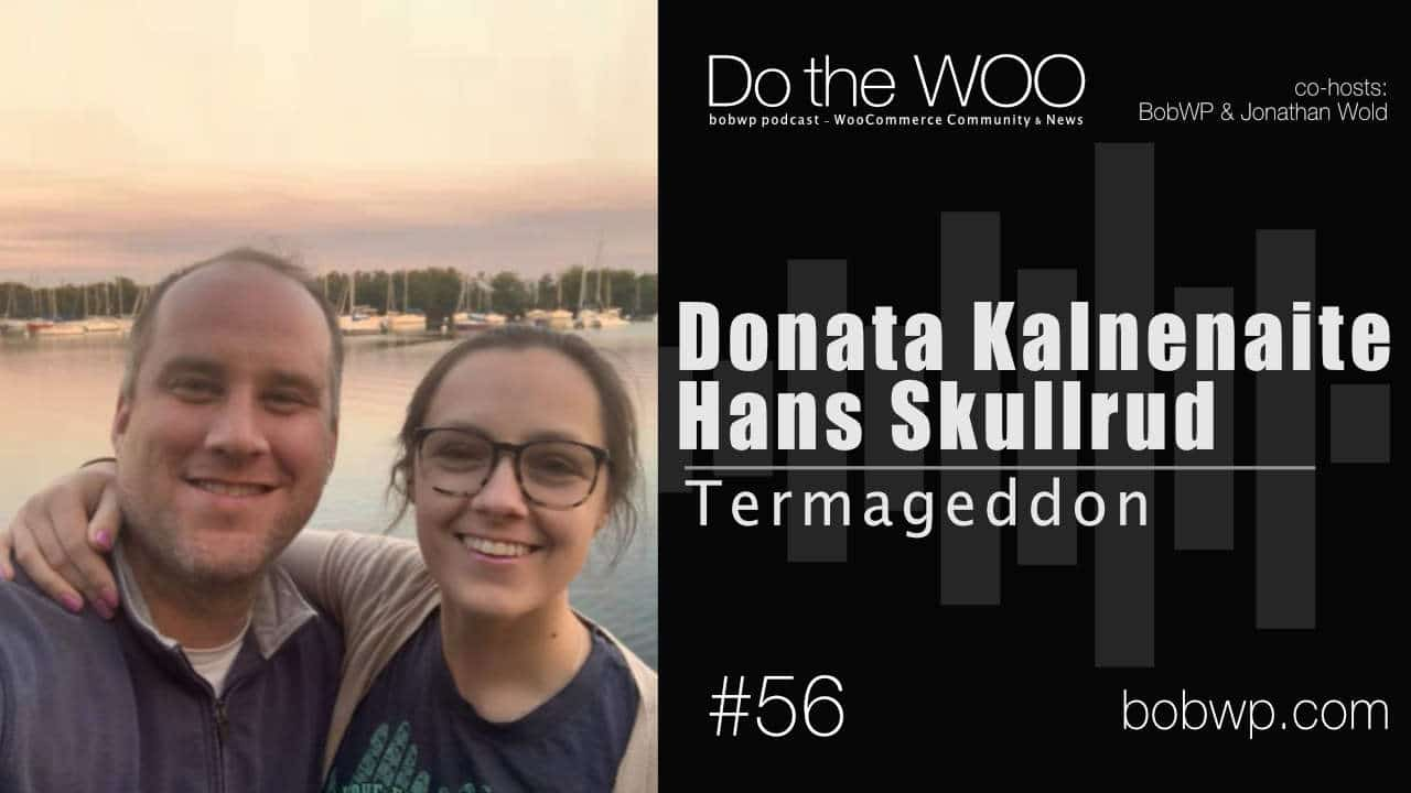 Privacy Policies with Hans Skillrud & Donata Kalnenaite from Termageddon