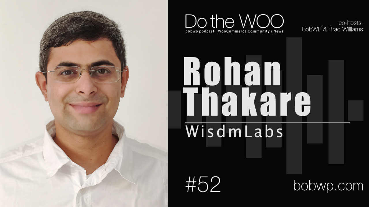 Do the Woo Podcast with Rohan Thakare Episode 52
