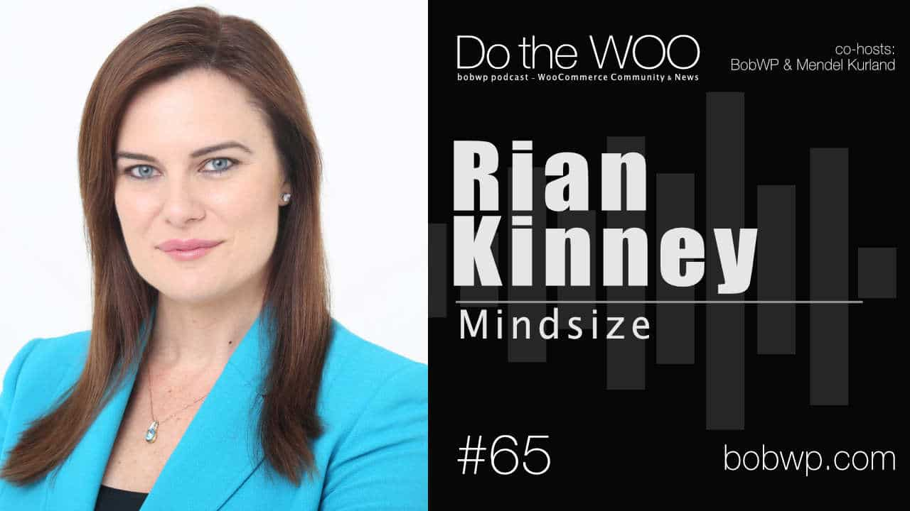 Do the Woo Podcast with Rian Kinney Episode 65