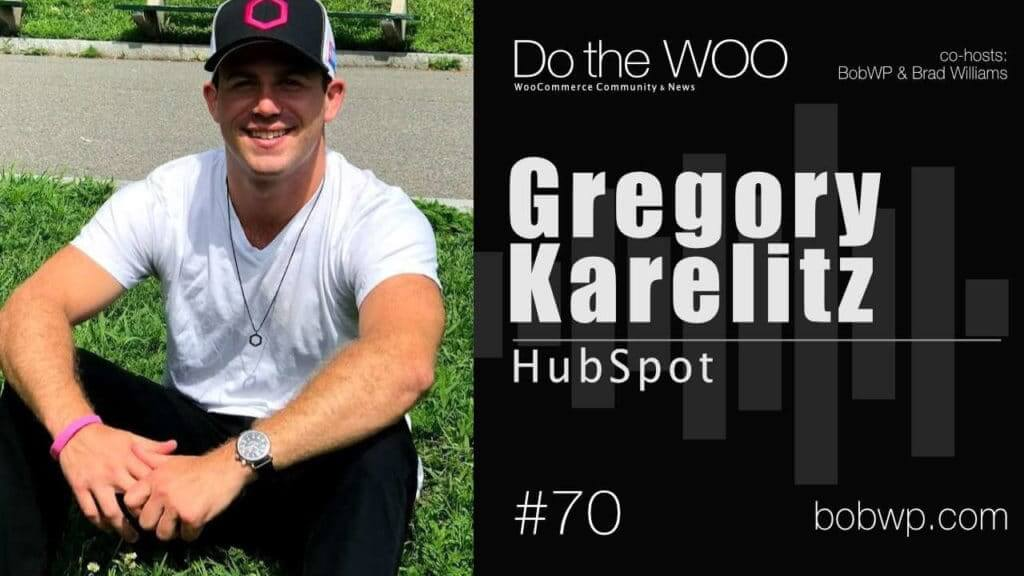 Do the Woo podcast with Gregory Karelitz Episode 70