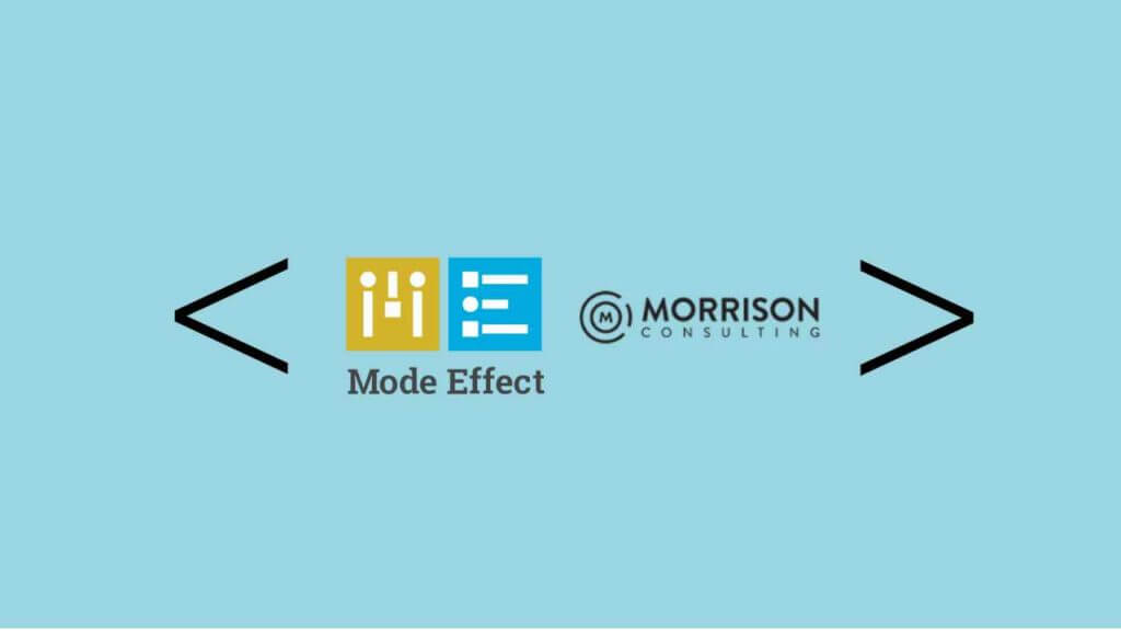 mode effect morrison consulting merge