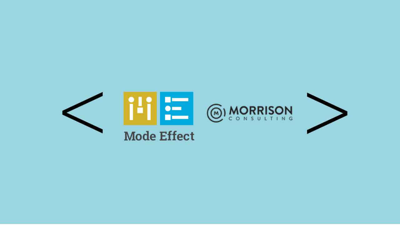 Mode Effect and Morrison Consulting Merge to Create a Full-Service eCommerce Agency
