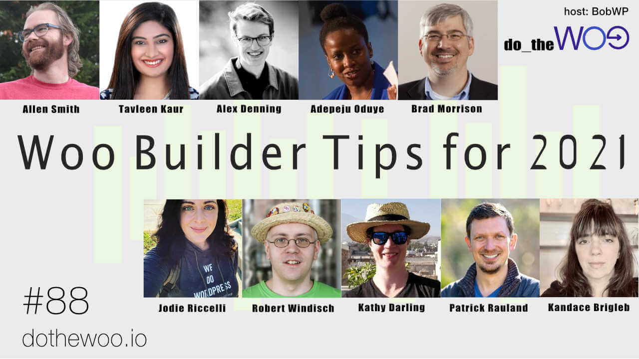 WooCommerce Builder Tips from the Pros for 2021