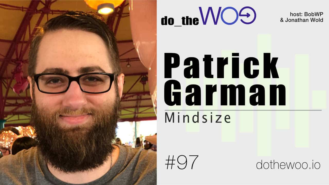 Agency Rebranding and Growth with Patrick Garman from Mindsize