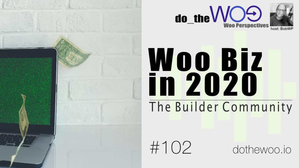 Do the Woo Podcast Woo Perspective Episode 102