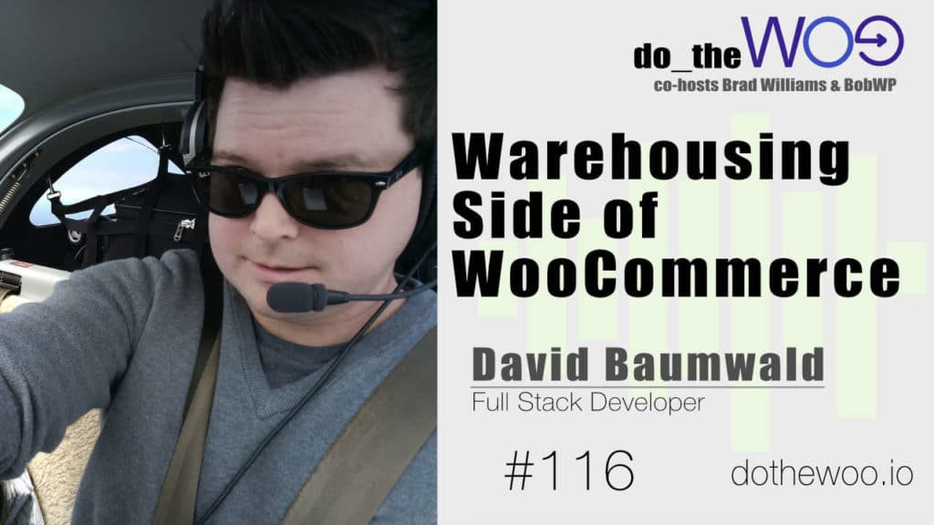 Do the Woo Podcast with David Baumwald Episode 116
